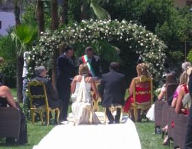 Rendi romantica la cerimonia civile