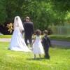 A nozze...con i figli!