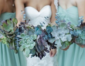 Colora le tue nozze! I trend per il 2016