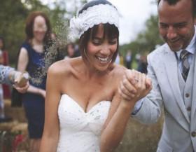 Quando la sposa ci dà un taglio