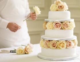 1 secolo di Wedding Cake