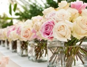 Addobbi floreali: il fiore all'occhiello del tuo matrimonio!