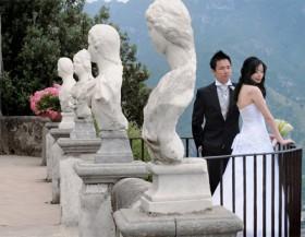 Cina chiama Italia... per organizzare matrimoni!