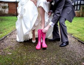 Matrimonio bagnato... meglio esser preparato!