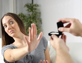 Il matrimonio ti spaventa? Forse sei gamofobico!