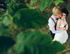 Il matrimonio diventa... vegano