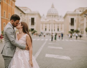 Matrimonio all'italiana... per stranieri