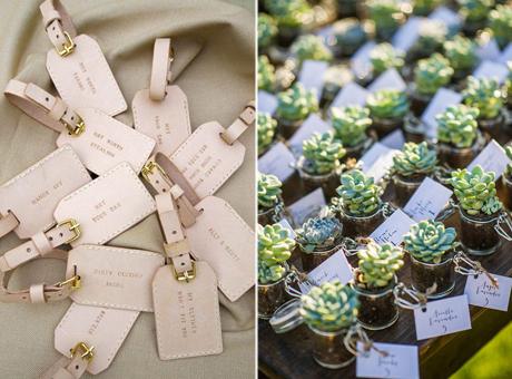 Idee per la bomboniera 2015 i favour wedding planners - Idee originali per segnaposto matrimonio ...